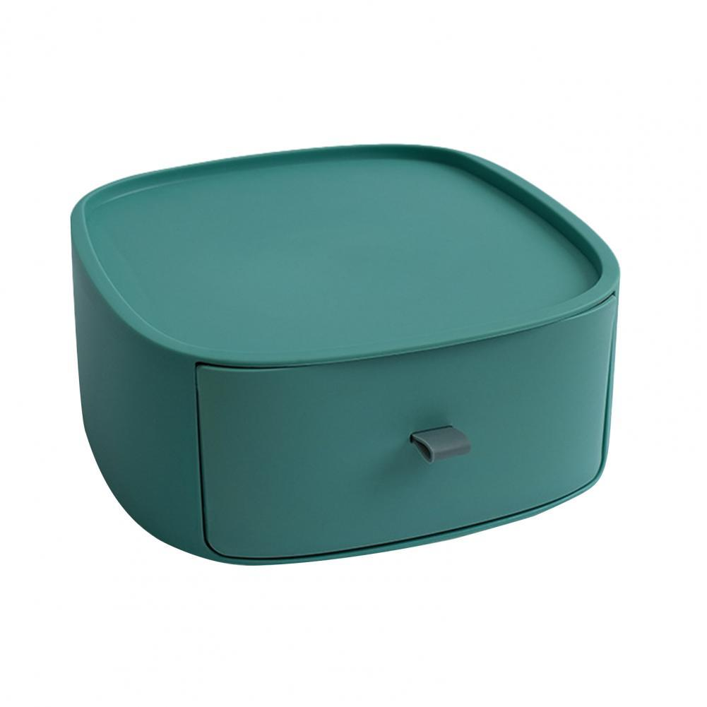 Organizer Drawers Collapsible Large Capacity PP Stackable Desktop Storage Boxes for Bathroom Storage Case Sundries Table