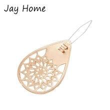 1 шт игла для вышивки крестиком из розового золота