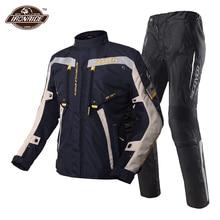 SCOYCO Motorcycle Jacket Waterproof Chaqueta Moto Suit Motocross Jacket Moto Racing Riding Jacket  With Protection For Winter