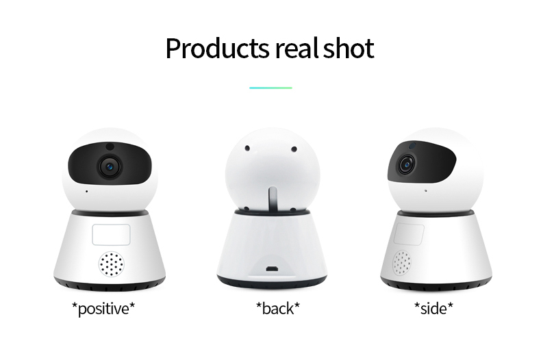 Hbec8264a3a23430297bc9c96c30a5f0f4 720/1080P PTZ Wireless Mini IP Camera Move Detection Infrared Night Vision Home Security Surveillance Wifi Camera Cloud Service