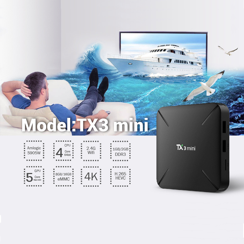 ТВ-шкаф Wechip R69 Smart Android tv Box Allwinner H3 четырехъядерный 2,4G Wifi телеприставка 1080P HD Поддержка 3D медиаплеер