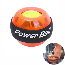 LED Wrist Ball Gyro Hand Grip Gyroscopic Strengthener Forearm Exerciser For Stronger Arm Fingers Bones Muscle