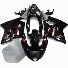 Обтекатели кузова под давлением окрашенное ветровое стекло тепловое одеяло для Honda CBR1100XX CBR 1100 XX Blackbird 1997-2007 97