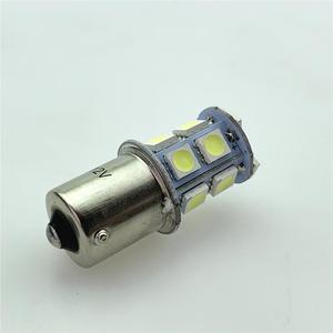 Image 4 - רכב מהבהב בלם אור להדגיש 5050smd רכב Led היגוי היפוך אור 1156/1157 13 אור Led