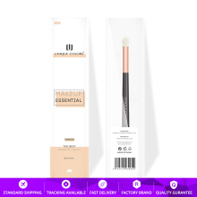 U207 Luxurious Eye blending brush for any shadow application or layering shadow Rose gold ferrule wooden handle Makeup brushes