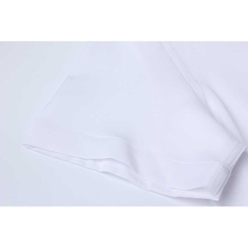 抗しわと非鉄刺繍 Blusa カミーサソーシャル Masculina Dudalina 半袖スリムフィット花服男性