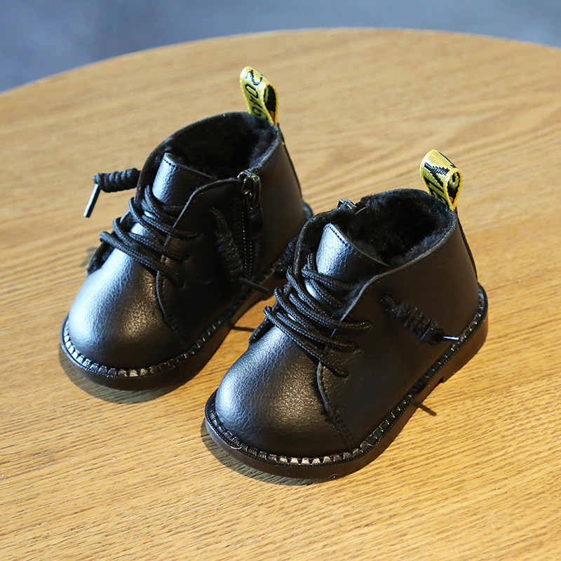 Baby Shoes Winter 1-3 Years Old Cotton  Shoes Children Soft Bottom Toddler Shoes  Newborn Infant Baby Girl Boots