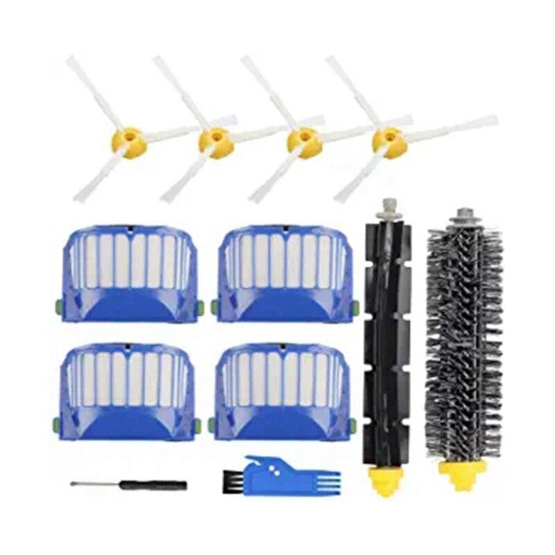 Запасные части Аксессуары для IRobot Roomba 600 500 серии 695 690 680 660 651 650 набор для пополнения пылесоса