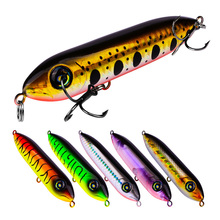 1pcs Fishing Spook Lure 10cm 11.5g Topwater Walking Dog Artificial Hard Bait Bass