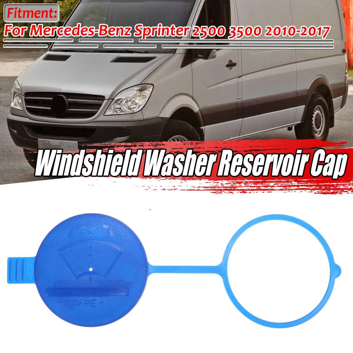 Car Windshield Washer Fluid Reservoir Cap For Mercedes For Benz Sprinter 2500 3500 2010-2017 6388690008 A9068690072