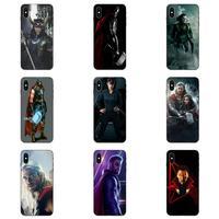 Loki Thor Nette Für Galaxy C5 C7 J1 J2 J3 J330 J5 J6 J7 J730 M20 M30 Ace Core Max mini Plus Prime Pro Weiche Zubehör Fall