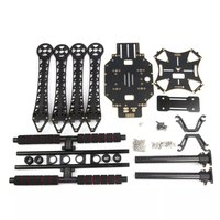 S500 480mm Wheelbase 10 Inch Frame Kit PCB Version With Carbon Fiber Landing Gear For RC Drone FPV Quad Gopro Gimbal