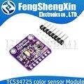 Модуль платы разработки цветного датчика RGB TCS34725 34725