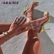 Sarairis/летние праздничные и свадебные сандалии женские на
