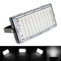 50W Powerful LED Flood Light 4500lm LED Street Lamp AC200-240V Floodlight Waterproof Spot Outdoor Lamp Warm White/Cold White