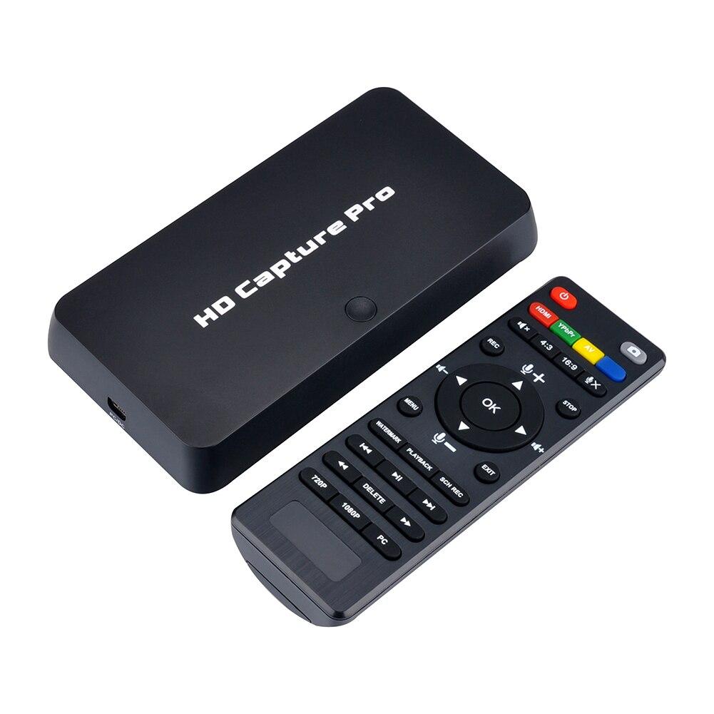 Аксессуары для безопасности USB устройство HD видеозахвата HDMI рекордер офисный компьютер Прямая потоковая настройка камеры AV для игры ТВ кор...