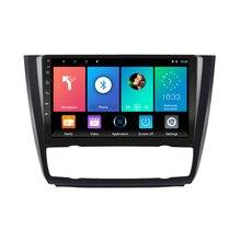 Eastereggs 2 din 9 Polegada para bmw 1-série e88 e82 e81 e87 2004-2012 rádio do carro jogador multimídia android navegação gps wifi