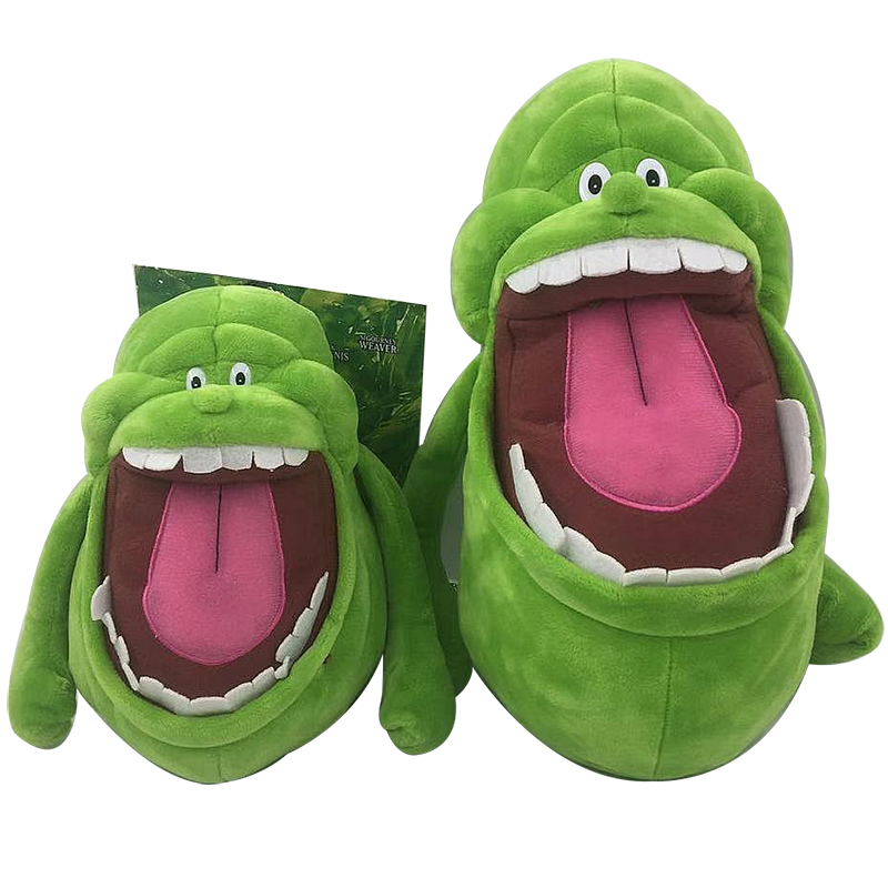 1pcs 20-30cm Green Ghost Busters Plush Toy Doll Cute Ghost Plush Soft Stuffed Plush Toy For Children Kids