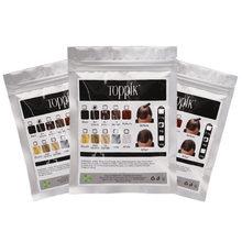 100g fibras do cabelo queratina toppik espessamento spray de construção do cabelo fibras saco perda produtos rebrotamento imediato peruca pós saco pacote