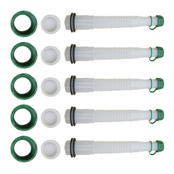 Replace Spouts&Parts Cap Kit For Rubbermaid Kolpin Gott Jerry Can Fuels Parts image