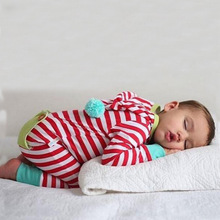 Одежда для новорожденных девочек; комбинезон в полоску с капюшоном и длинными рукавами; хлопковый комбинезон с карманом; Спортивный костюм; Одежда для младенцев
