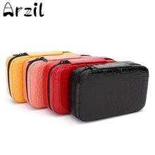 Sturdy Double Zipper 32 Bottles Essential Oils Carrying Case 15ml Pouch Beautiful Portable Custom Hard Case Traveling