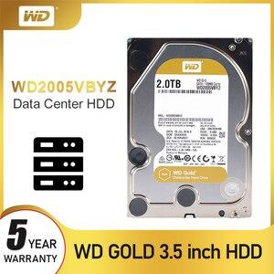 Image 2 - Ổ Cứng WD Tây Kỹ Thuật Số Mới Vàng 2TB 4TB 6TB 8TB 10TB 14TB HDD SATA 3.5 Cứng Bên Trong Đĩa Harddisk Cứng Disque Dur Máy Tính Để Bàn