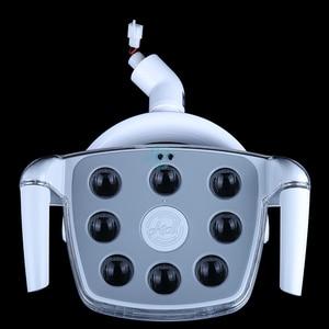 Image 1 - 1 шт. стоматологический операционный светильник ing светодиодный светильник для имплантата для стоматологического стула холодный светильник без тени с сенсорным экраном