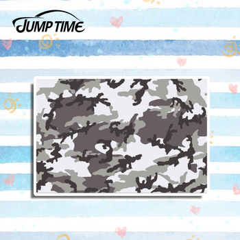 Jump Time 13cm x 10cm Sheet Camo Graphics Army Camouflage Car Stickers Vinyl Car Wrap Decal for Car Window Laptop Bumper Motor image