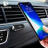 Floveme magnético titular do telefone do carro para o telefone no carro forte ímã tira titular do telefone para o iphone 11 pro samsung universal suporte