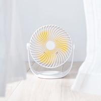 2000 Miliamps Grande Volume F12 Sete USB Fan Novos Produtos Office Desk Top 360 Graus de Rotação Mini Ventilador|Vent.| |  -