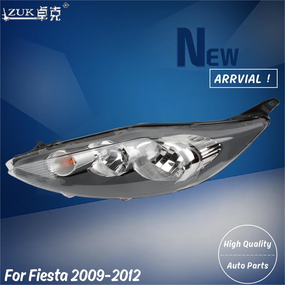Pare-choc avant Ford Fiesta 02-05