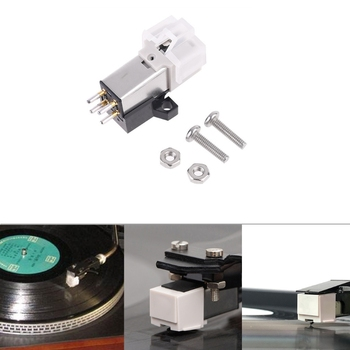 leory vesion professional lp digital turntable stylus force scale gauge led dzr arm load meter for tonearm phono cartridge Magnetic Cartridge Stylus With LP Vinyl Needle Accessories For Phonograph Turntable Gramophone Record Stylus Needle