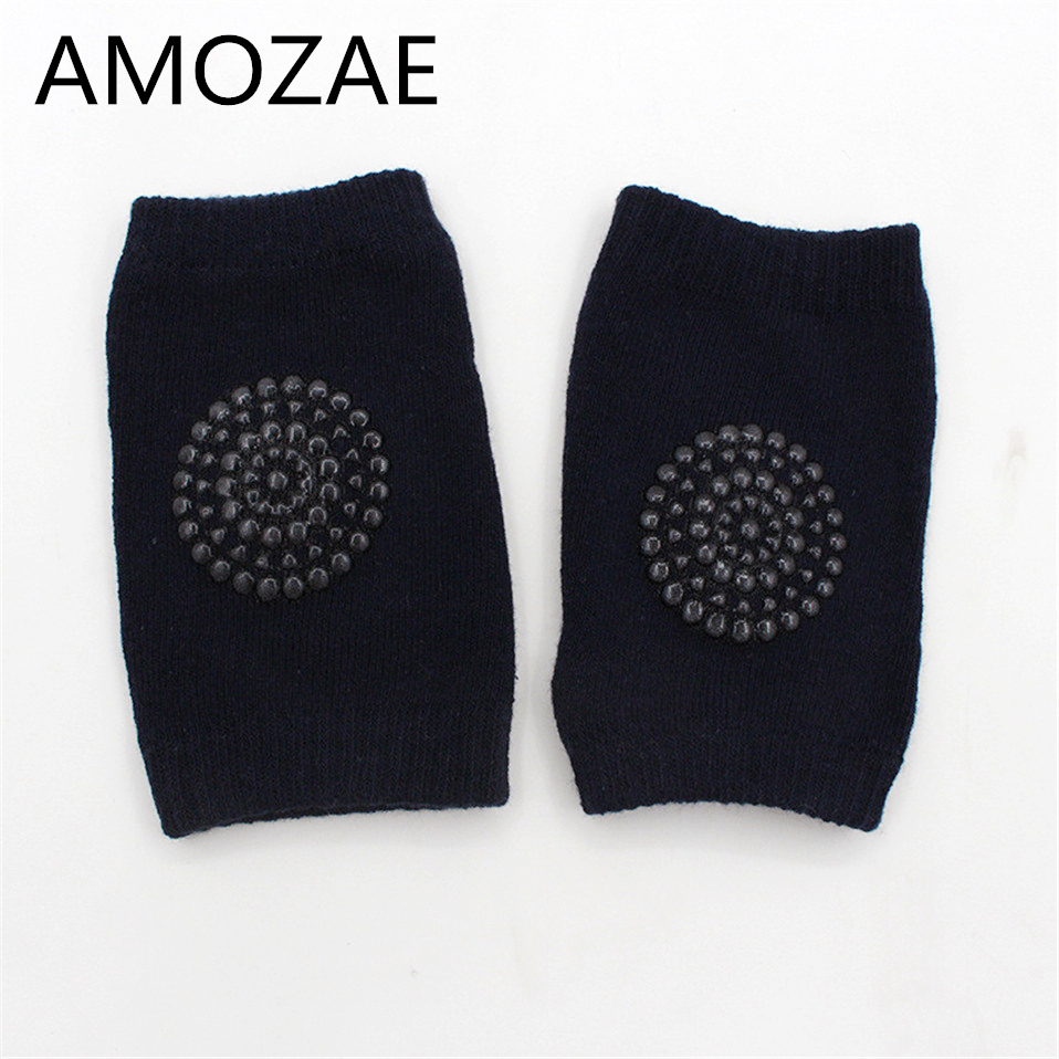 New Baby Knee Pads Children's Leggings Knee Protectors Leg Warmers Polainas Crawling Elbow Cushion Infant Toddlers Knees Protect