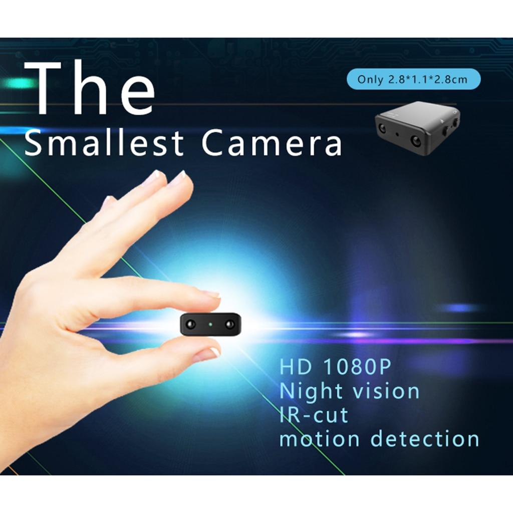 迷你摄像机无线 IP 安全摄像机高清 1080P DV DVR 夜视迷你摄像机微型摄像机