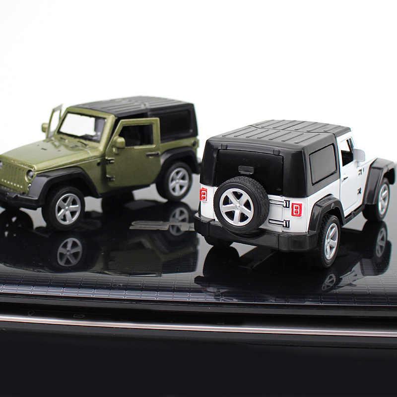 1:36 alaşım araba geri çekin SUV Model oyuncak koleksiyonu otomobil araç oyuncaklar kek ev dekorasyon çocuk oyuncakları çocuk noel hediyesi