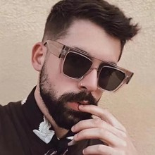 JASPEER Polarized Sunglasses Mirror Driving Square Classic Retro Vintage UV400 Women Men Brand Designer Eyewear