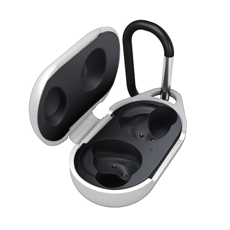 Silicone Comprehensive Protective Case  For Samsung Galaxy Buds Sports Bluetooth Earphone AccessoryFull Cover Anti-shock
