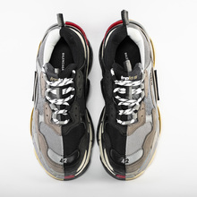 Men Running Shoes Breathable Mesh Fashion Height Increasing
