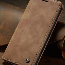 Чехол-книжка для Samsung A71, A51, A70, A50, A40, A30, A20, A10 матовый кожаный