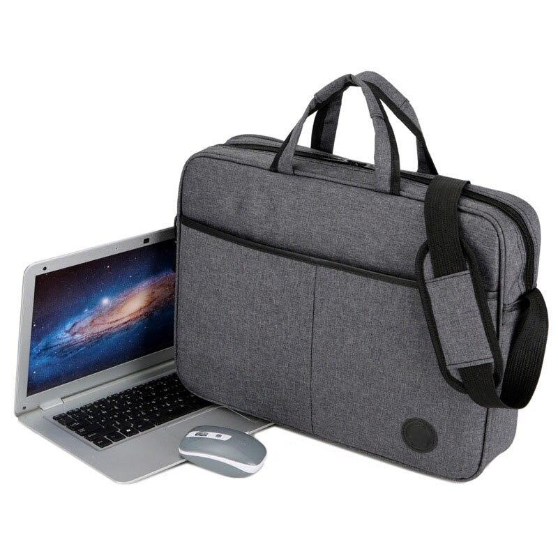 For HP DELL Lenovo ASUS Computer Notebook Laptop Tablet 15.6 inch Laptop Shoulder Bag Cover Case
