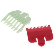 Hair Grooming Trimmer Replacement Clipper Blade Cutter Head Shaver Comb Brush Hair Clipper Guide Comb Beard Trimmer Comb 10pcs lot hair clippers beard trimmer comb attachment replacement for philips qc5130 05 15 20 25 35 3 21mm gift