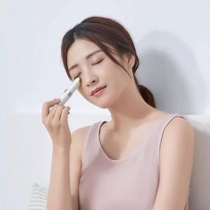 Image 2 - Xiaomi WellSkins ciepłe kolorowe światło masaż piękne oko Instrument podgrzewany pielęgnacja oczu 3 biegi masażer wibracyjny do Anti Aging
