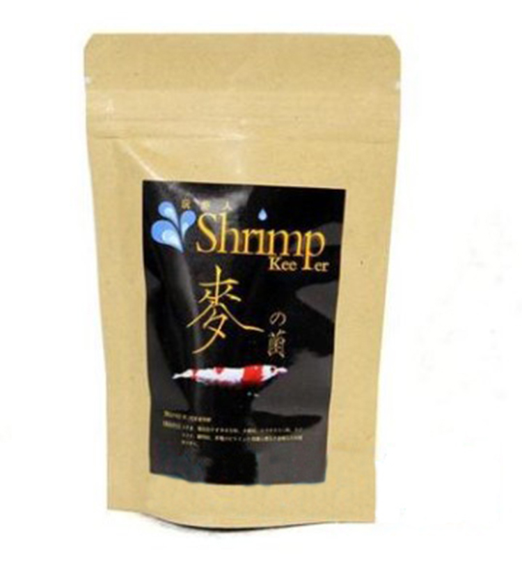 Glomus / Alizarin mixture Shrimp food 50g image
