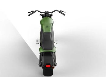 New Design 2000w 3000w 60v 20ah/30ah Electric Scooters Adults Big Wheel Motorcycle Citycoco Eletric Scooter Battery Motorcycles 2