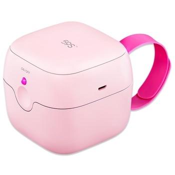 USB LED Baby Pacifier UV Sterilizer Mini Portable Mask Disinfection Box For Travel Sterilizer