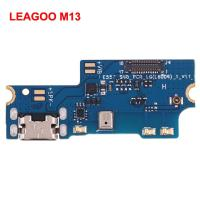 Original LEAGOO M13 / S9 / S10 Charging Port Board Repair USB Charging Dock Flex Cables for LEAGOO Power 5 Mobile Phone|Mobile Phone Flex Cables|   -