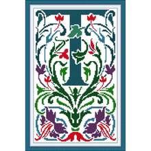 Набор для вышивки крестиком joy sunday 14ct 11ct