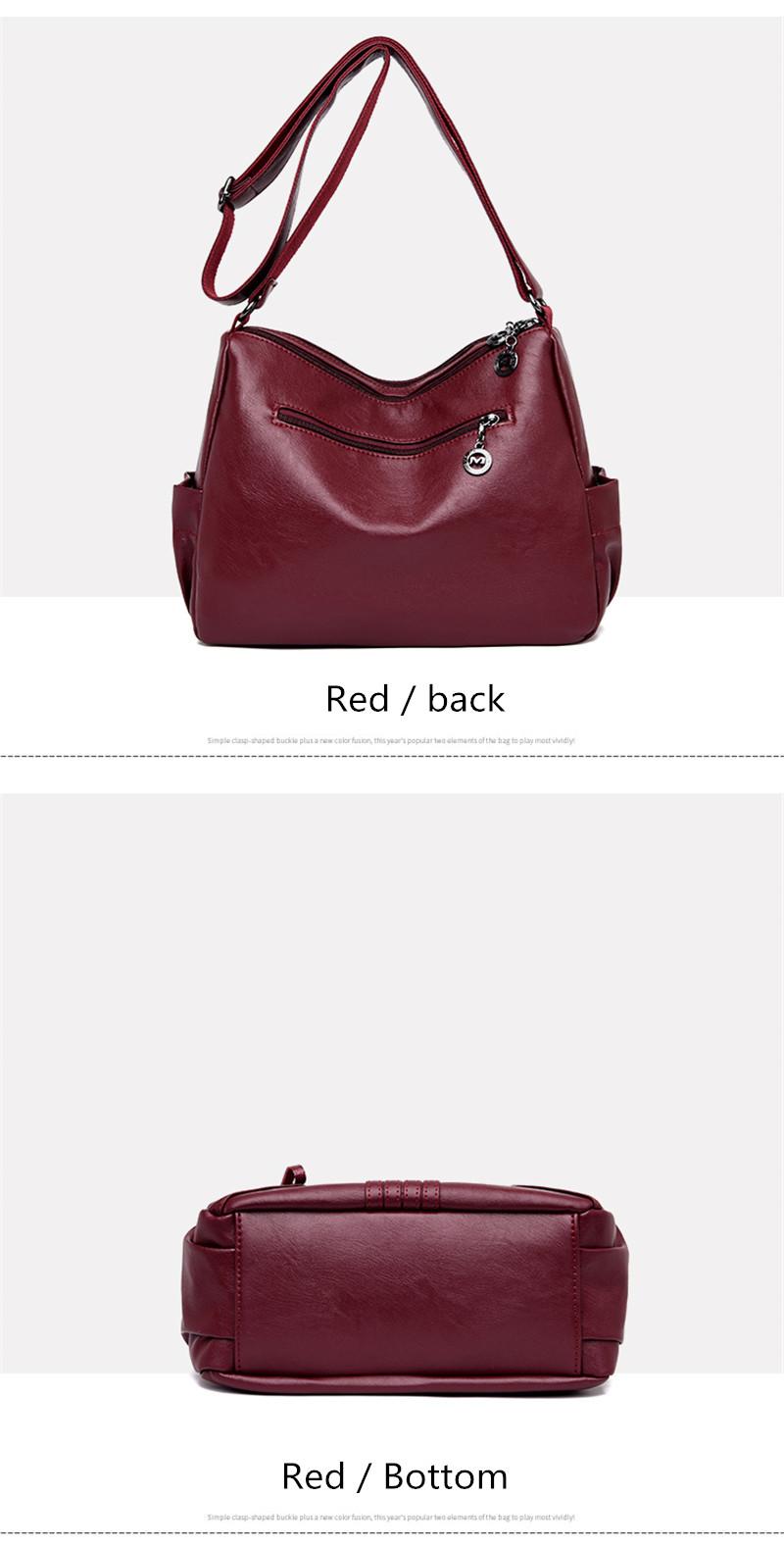 Bag Luxury Handbag Shoulder 17
