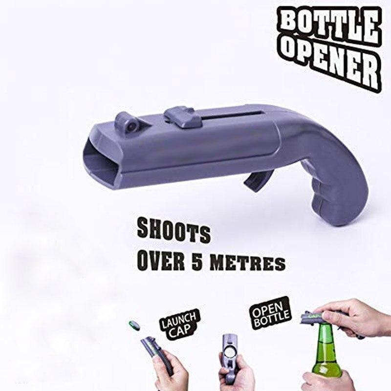 Beer Bottle Opener Cap Launcher Shooting Type Drink Openers Tool OCT998